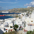 Stock Photo: Mykonos