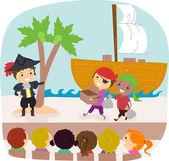 Children's Play — Stock Photo
