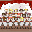 Children's Choir — Foto de stock #7474999
