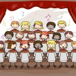 Children's Choir — Foto Stock #7474999