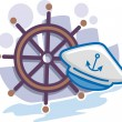 Seaman Icon - Stockfoto