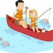 Fishing Camp — Stock Photo #7475254