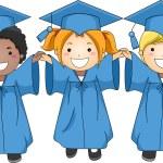 Graduates — Stock Photo #7475298