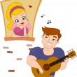 Stock Photo: Serenade