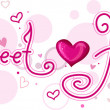 Sweetheart — Foto Stock