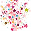 Star Tree — Stock Photo