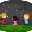 Stock Photo: Firefly Kids