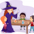 Potion Kids — Stock Photo