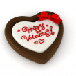 Valentine Chocolate — Stock Photo #7477524