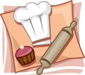 Baking Icon — Stock Photo