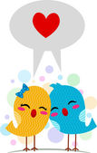 Language of Love — Stock Photo