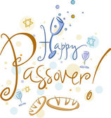 Happy Passover — Foto de Stock