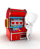 Love Gamble — Stock Photo
