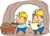 Miner — Stock Photo