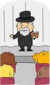 Rabbi — Stock Photo