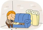 Upholsterer — Stockfoto