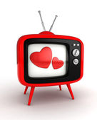 Love TV Show — Stock Photo