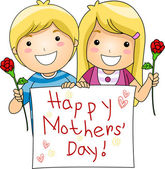 Mothers' Day — Stock Photo