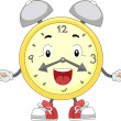Stock Photo: Kids Alarm Clock