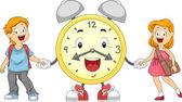 Kids Alarm Clock — Stock Photo