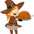 Foto Stock: Thanksgiving Turkey