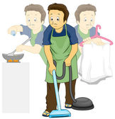 Household Chores — Stock Photo