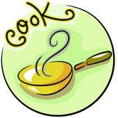 Cooking Icon — Stock Photo