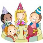 Birthday Party — Stock Photo #7600245