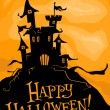 Halloween Design — Stockfoto