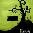 Halloween Design - Foto de Stock
