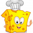Cheese Chef — Stock Photo