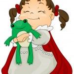 Frog Prince — Stock Photo #7600729