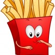 Stock Photo: Fries