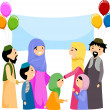 Stock Photo: Eid al-Fitr