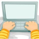 Laptop — Stock Photo #7601500