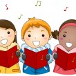 Stock Photo: Christmas Carols