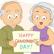 Grandparents' Day — Foto de stock #7601915