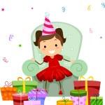 Birthday Gifts — Stock Photo