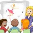 Kids Projector - Stock Photo