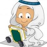 Baby Muslim — Stock Photo #7602193