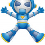 Toy Robot — Stock Photo