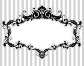 Victorian Frame — Stock Photo