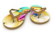 Flip-flops — Stock Photo