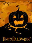 Halloweenn дизайн — Стоковое фото