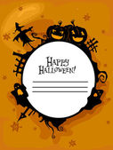 Halloween Frame — Photo