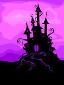 Haunted Castle — Stock Photo