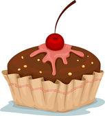 Cupcake — Stock Photo