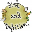 Stock Photo: Diet and Nutrition