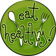 Foto de Stock  : Eat Healthy