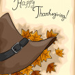 Foto de Stock  : Happy Thanksgiving
